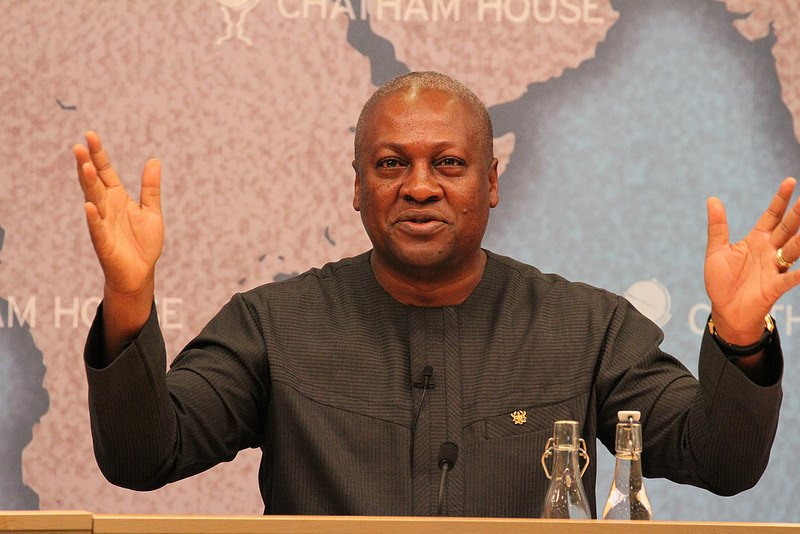 Photo of Election observers are not magicians – Mahama