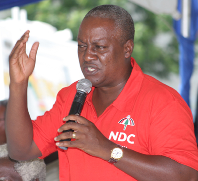 Photo of Mahama optimistic of victory in Dec polls; anticipates 'working together' with Biden