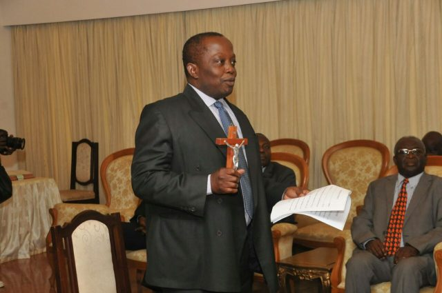Photo of Akufo-Addo directs Auditor-General, Daniel Domelevo to take accumulated leave