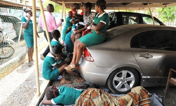 Photo of Nurses, Midwives begin nationwide strike today