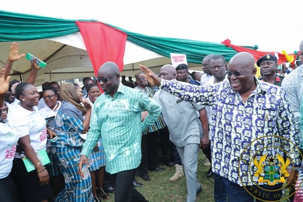 Photo of Judicious application of resources saved the NHIS – Akufo-Addo