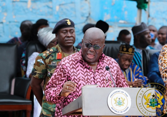 Photo of Video: Gas explosions must end – Akufo-Addo