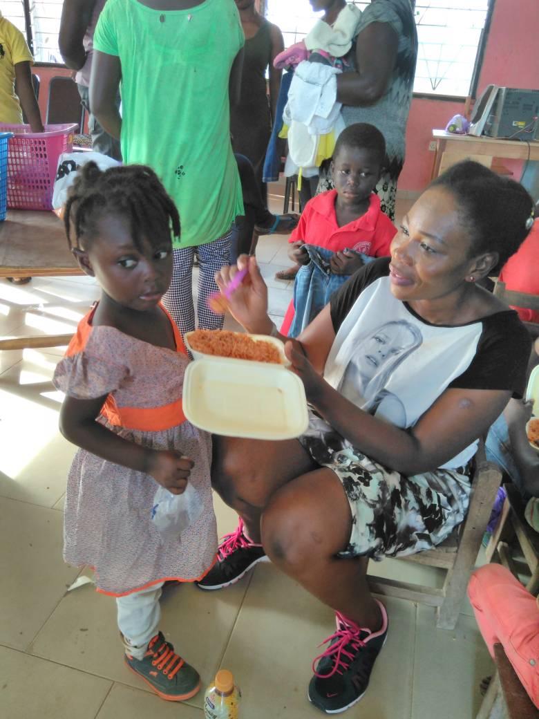 Photo of Modern Women of Wisdom International (MWOW) donates to orphanage