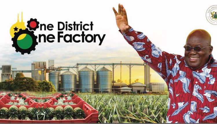 Photo of One District one factory, 109 proposals ready for implementation – Akufo-Addo