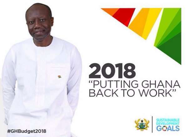 Photo of LIVE UPDATES: Ofori-Atta presents 2018 budget statement