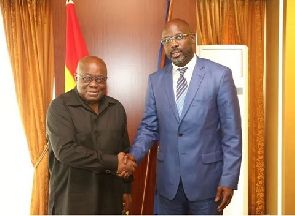 Photo of Weah's victory must improve living standards of Liberians – Akufo-Addo
