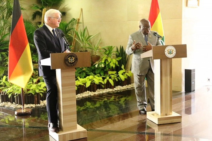 Photo of Ghana & Germany sign €100m  Energy & Investment agreement