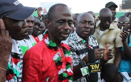 Photo of Any attempt to remove EC Heads will undermine Ghana's democratic credentials- Asiedu Nketia
