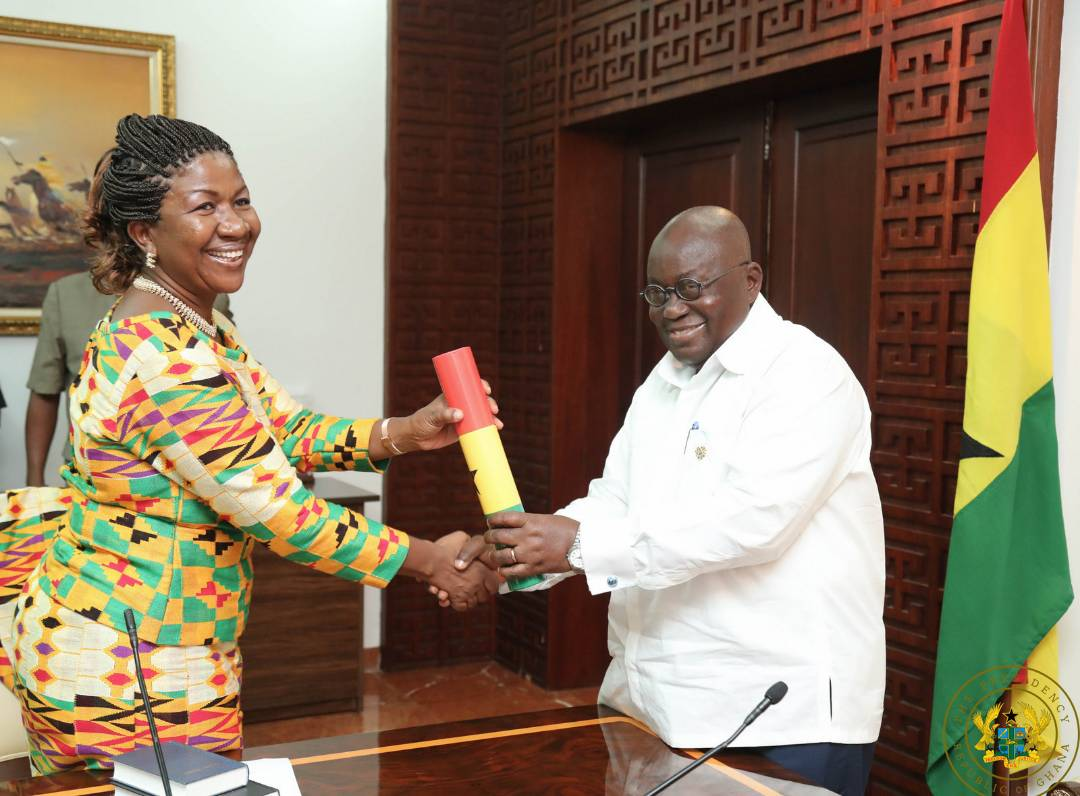 Photo of President Akufo-Addo swears in High Commissioner to Malaysia