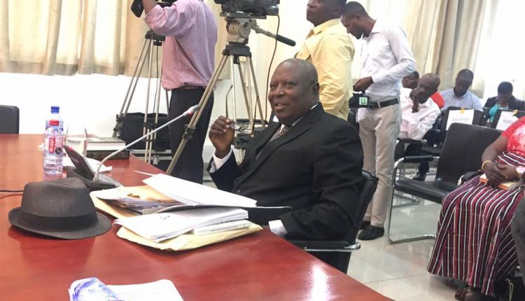 Photo of I was protecting my sources – Amidu