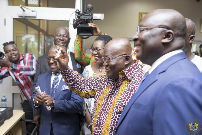 Photo of Government releases GHS120m for National ID project