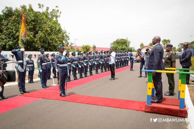 Photo of Ghana's security is topmost priority – Government