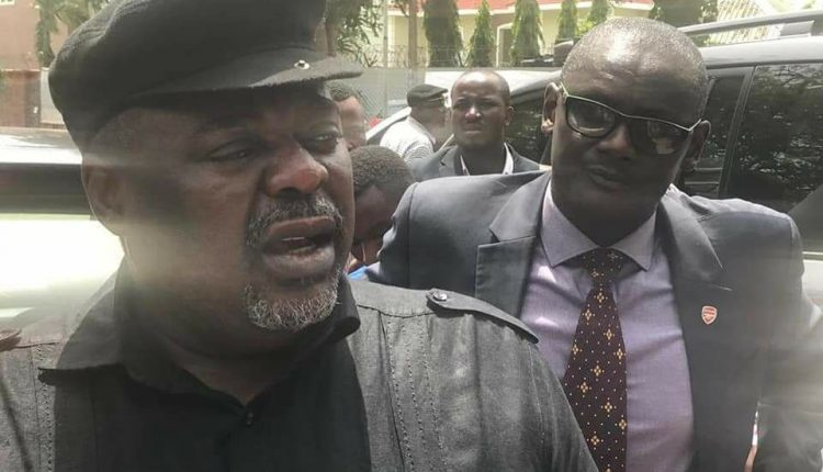 Photo of I Wasn't Manhandled; Police Are Professionals – Anyidoho