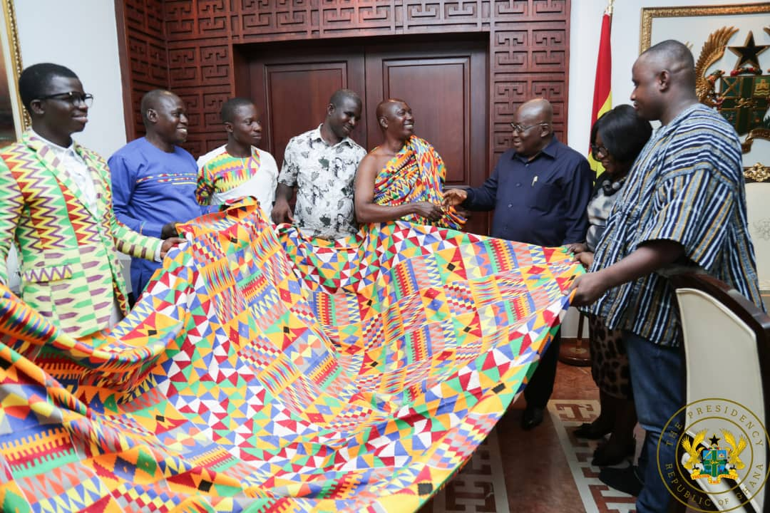 Photo of President Akufo-Addo honoured for fulfilling key campaign promises (Photos)