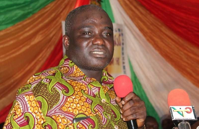 Photo of Eric Opoku, 3 NDC sympathizers attacked in Brong Ahafo