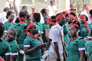 Photo of Nurses and Midwives Association suspends strike action effective Sept. 24