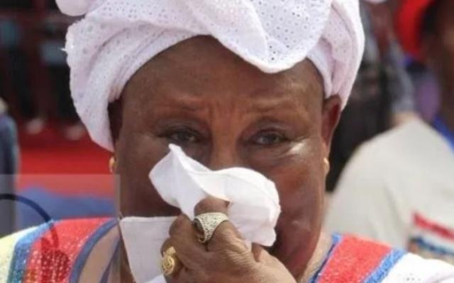 Photo of 'I'm on my knees' – Hajia Fati begs for forgiveness