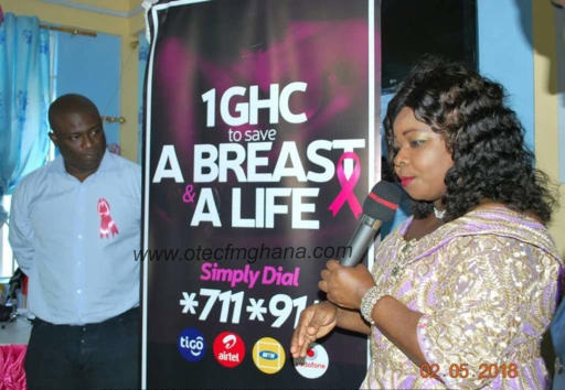 "Photo of BCI launches ""One Cedi to Save a Breast and a Life"" campaign"