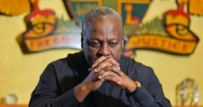 Photo of Election 2020: 'Empty Socialist' Mahama will suffer gargantuan defeat- APJ