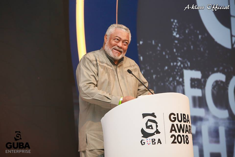 Photo of We need your expertise to fight corruption – Rawlings to Ghanaians abroad