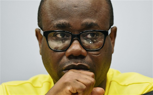 Photo of Number 12: Nyantakyi charged with fraud; granted GHC1m bail