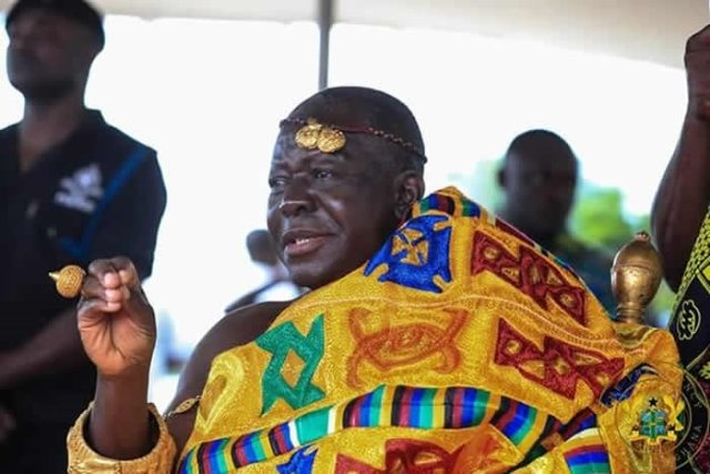 Photo of Consult broadly before passage of Universities Bill – Asantehene to government