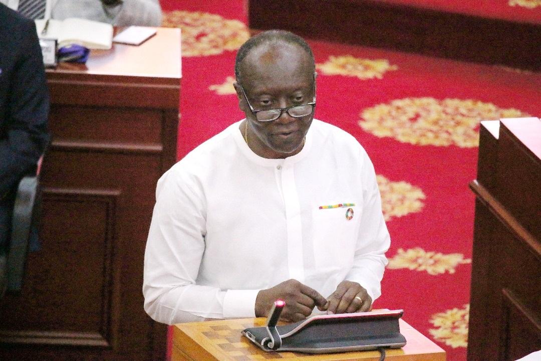 Photo of Gov't to set up committee to probe cedi fall- Ofori-Atta