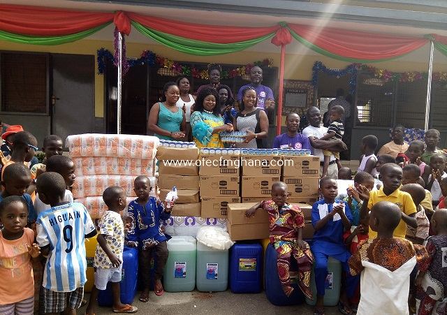 Photo of Breast Care International donates to Kumasi Children's Home