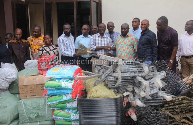 Photo of ABOA donates to KMA ahead of clean up exercises, Asantehene 20th anniversary