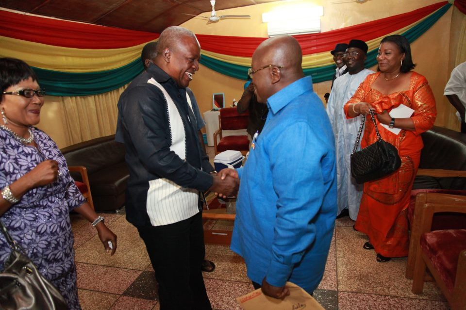 Photo of Mahama handed me an economy in dire straits – Akufo-Addo