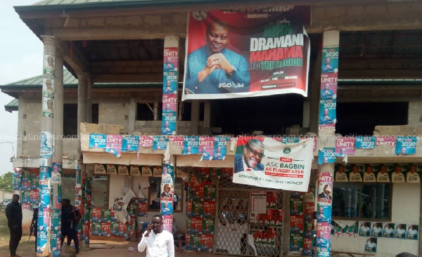Photo of Ashanti Region: Gun shots at Kumasi NDC office, one killed