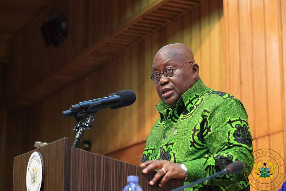 Photo of Akufo-Addo replaces Amansie South, Akuapim North DCEs