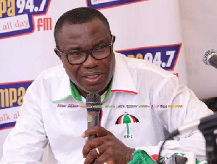 Photo of Gov't planning to embarrass Ofosu Ampofo with an arrest – NDC