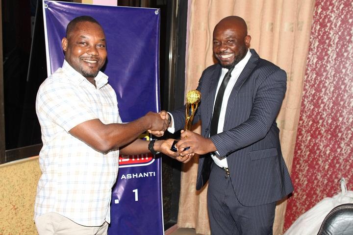 Photo of OTEC FM wins International standard practice and best customer relations award
