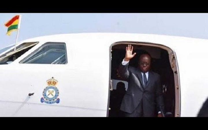 Photo of Nana Addo defends size of government again
