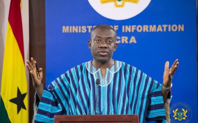 Photo of Minority lying; we've not ballooned debt by GHS80bn – Oppong Nkrumah