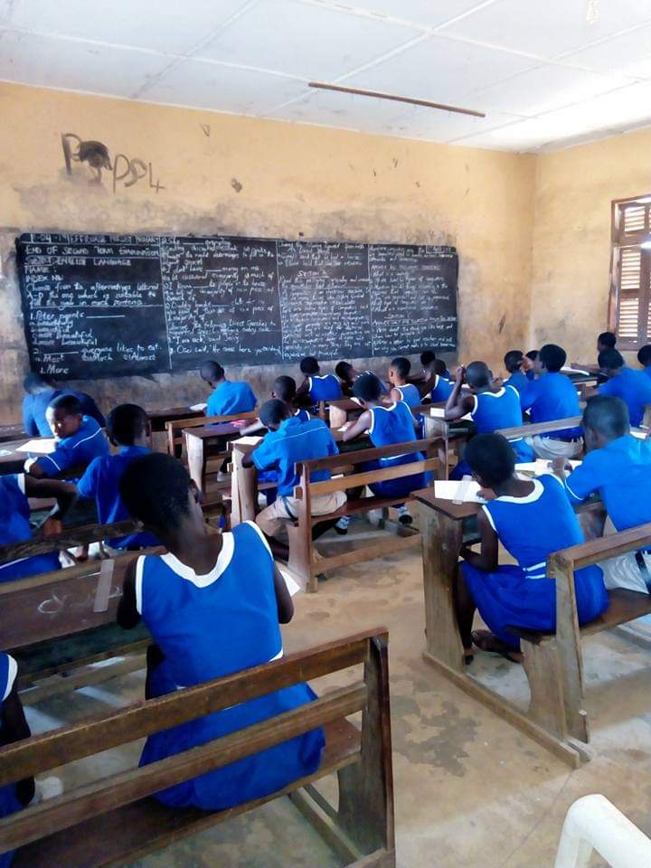 Photo of Stop putting exams ahead of lives – GMA to GES