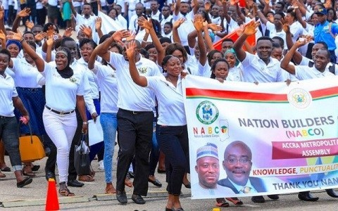 Photo of NABCo trainees appeal to government for permanent jobs