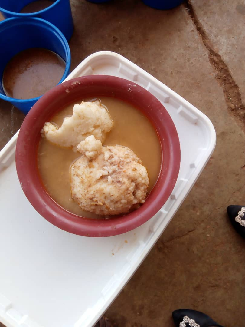 Photo of Kumasi: School Feeding Caterer sacked for serving poor foods at Ohwimase