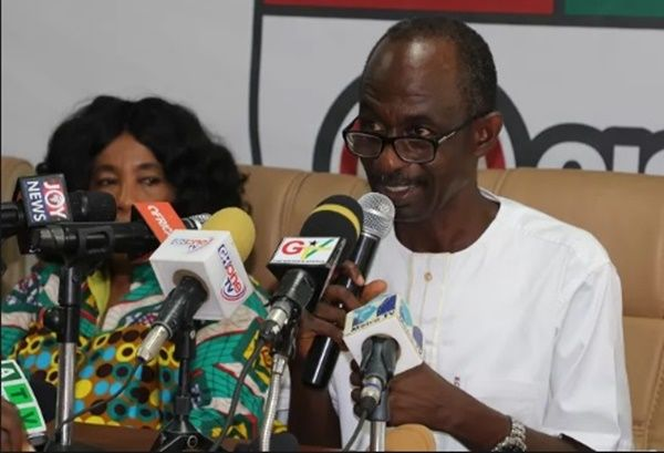 Photo of NDC will not withdraw from 2020 elections – Asiedu Nketia