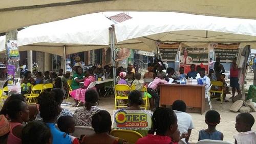 Photo of Ahwia community benefits ASA Savings and Loans free medical screening