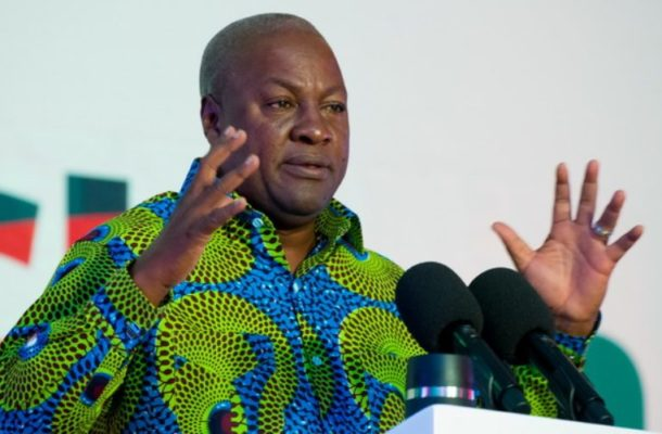 Photo of NDC had the majority in parliament but Jean Mensa changed it – Mahama