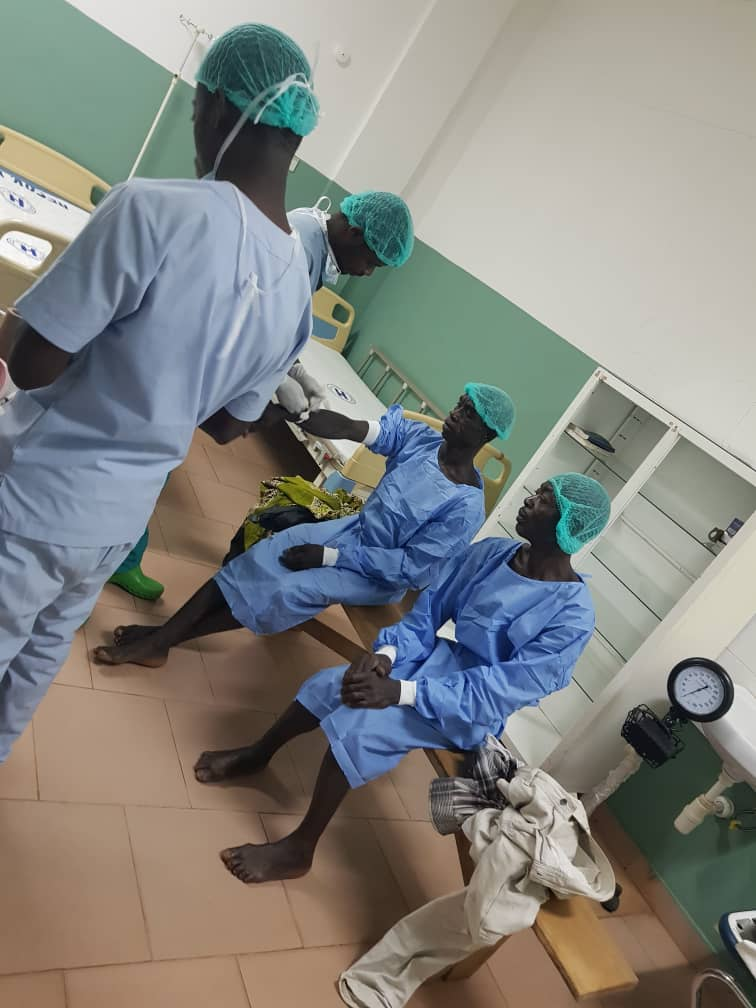 Photo of Sefwi Akontombra: Kuapa Kokoo screens over 600 farmers, performs surgeries on 48