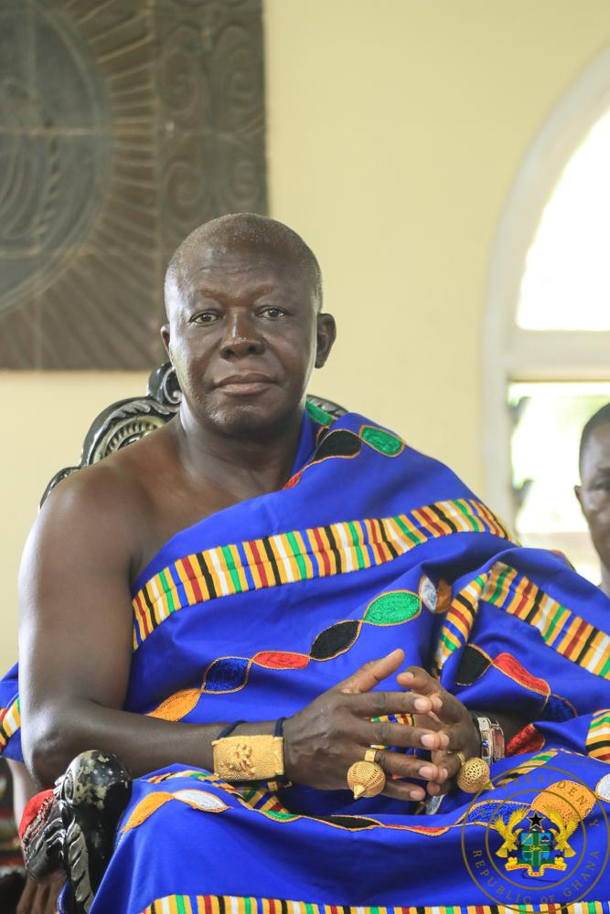 Photo of IMANI, ASEPA petition Asantehene over new voter register