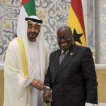 Nana Visits Abu Dhabi; 5 Agreements Signed Already