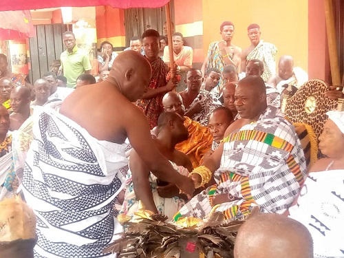 Photo of A/R: Residents hail Ejurahene for his unprecedented developmental projects