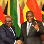 Ghana, South Africa sign trade deal