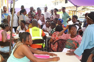Photo of Asokore Mampong: Three Ghana Card registration laptops stolen