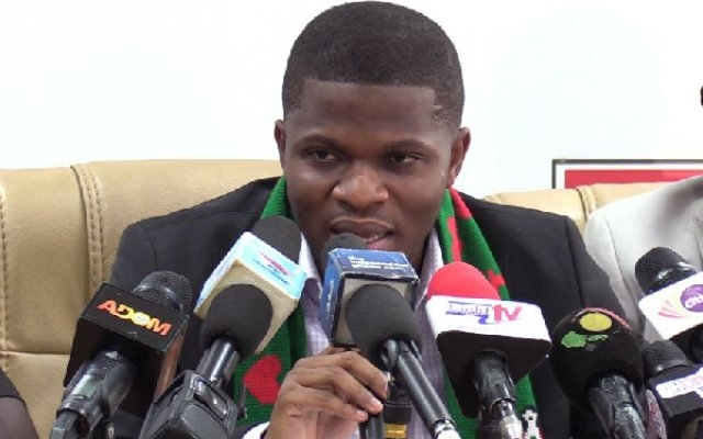 Photo of You have failed us – Sammy Gyamfi to NDC MPs