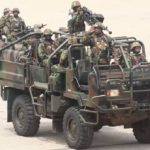 Akufo-Addo gives GAF 84 vehicles
